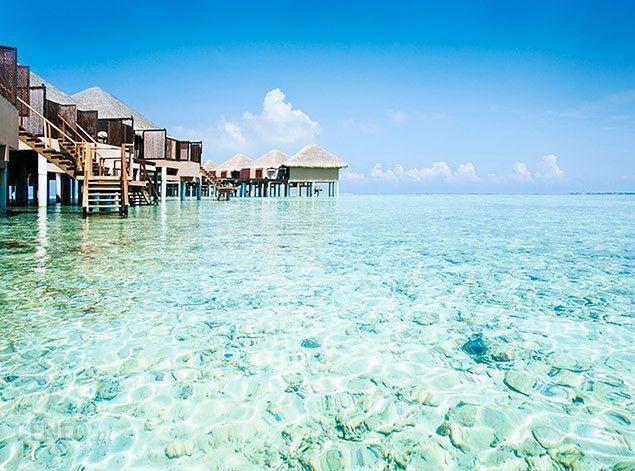 Adaaran Prestige Vadoo wczasy Malediwy Raa Atol Południowy Atol Male