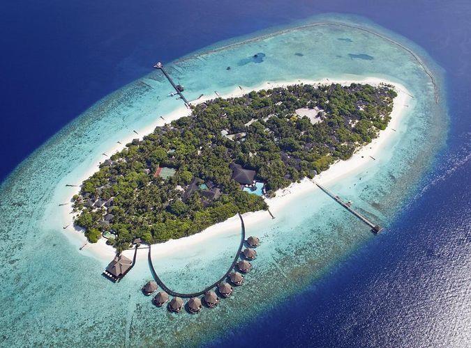 Adaaran Select Meedhupparu Island wczasy Malediwy Raa Atol Meedhupparu