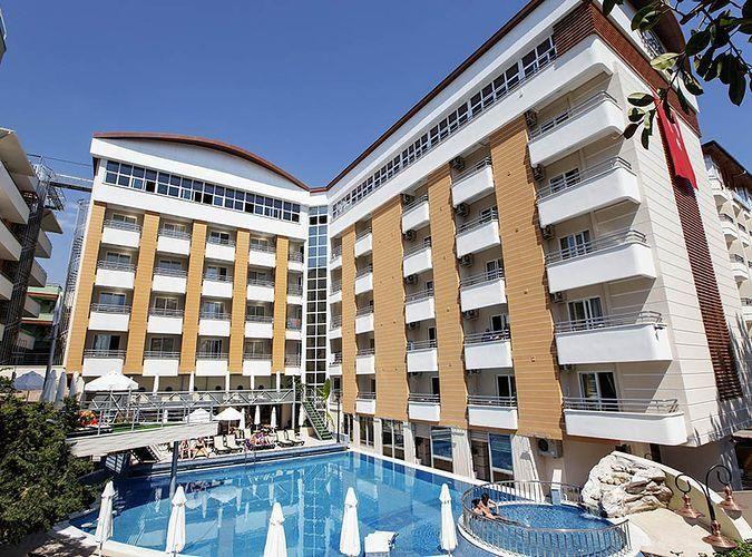 Alaiye Kleopatra Hotel wczasy Turcja Alanya Alanya
