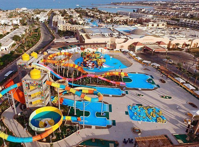 Ali Baba Palace wczasy Egipt Hurghada Hurghada