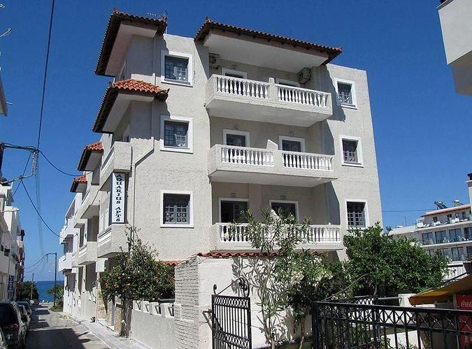Aquarius Apartments wczasy Grecja Kreta Hersonissos