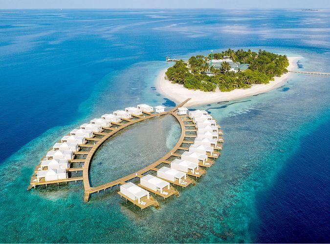 Bathala wczasy Malediwy Ari Atol Bathalaa