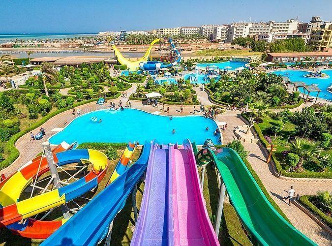 Caesar Palace & Aquapark (ex Mirage Aqua Park) wczasy Egipt Hurghada Hurghada