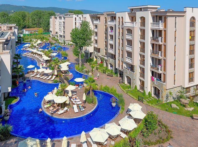 Cascadas Family Resort (Sunny Beach) wczasy Bułgaria Słoneczny Brzeg Słoneczny Brzeg