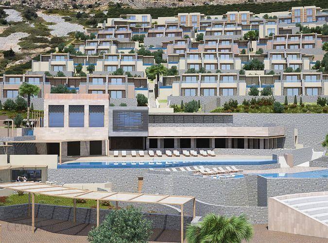 Cayo Exclusive Resort wczasy Grecja Kreta Elounda