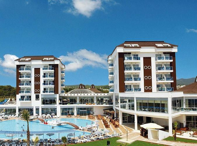 Cenger Beach Resort wczasy Turcja Side Kizilot