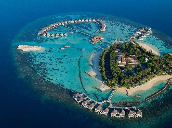 Centara Grand Island Resort wczasy Malediwy Ari Atol Machchafushi