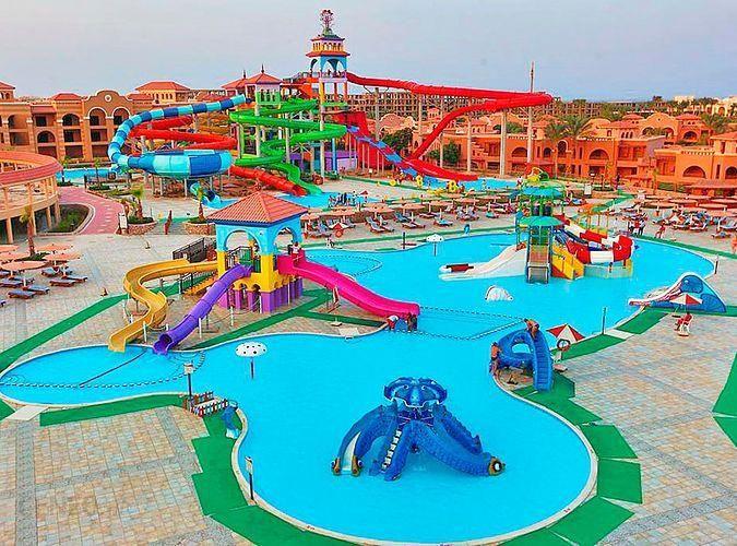 Charmillion Club Aqua Park (ex Sea Club Aqua Park) wczasy Egipt Sharm El Sheikh Sharm El Sheikh