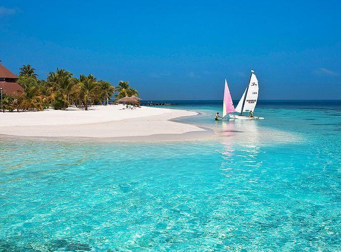 Diamonds Athuruga Beach & Water Villas wczasy Malediwy Ari Atol Athuruga