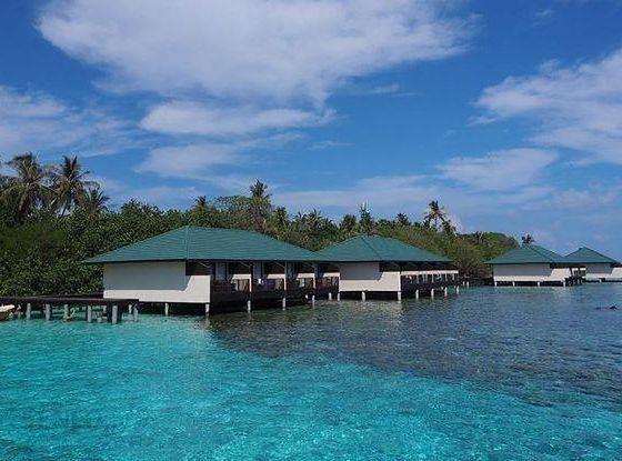 Embudu Village wczasy Malediwy Male Atol South Male Atoll
