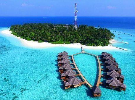Fihalhohi Island Resort wczasy Malediwy Male Atol Fihalholi