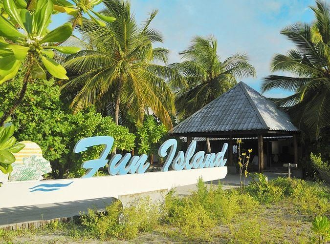 Fun Island Resort Spa wczasy Malediwy Male Atol Bodufinolhu