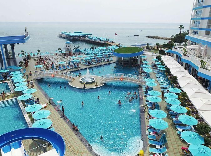 Granada Luxury Beach Avsallar wczasy Turcja Alanya Avsallar