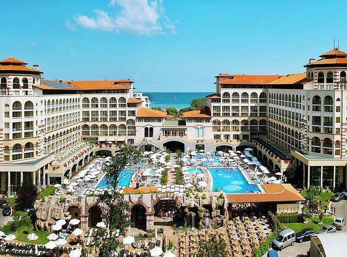 Melia Sunny Beach (ex Iberostar Sunny Beach) wczasy Bułgaria Słoneczny Brzeg Słoneczny Brzeg
