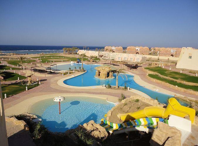 Onatti Beach Resort (ex. Pirates Gate Onatti) wczasy Egipt Marsa Alam Marsa Alam