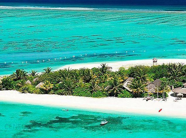 Paradise Island wczasy Malediwy Male Atol Lankanfinolhu Island