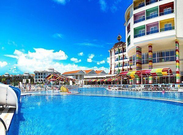 Ramada Resort Side wczasy Turcja Side Side