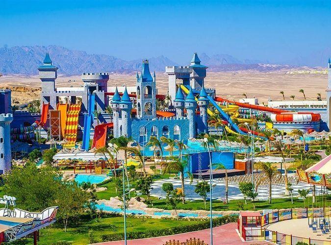 Serenity Fun City wczasy Egipt Hurghada Makadi Bay