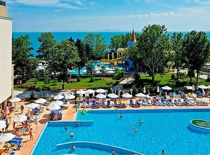 Sol Nessebar Bay & Mare wczasy Bułgaria Słoneczny Brzeg Nesebyr