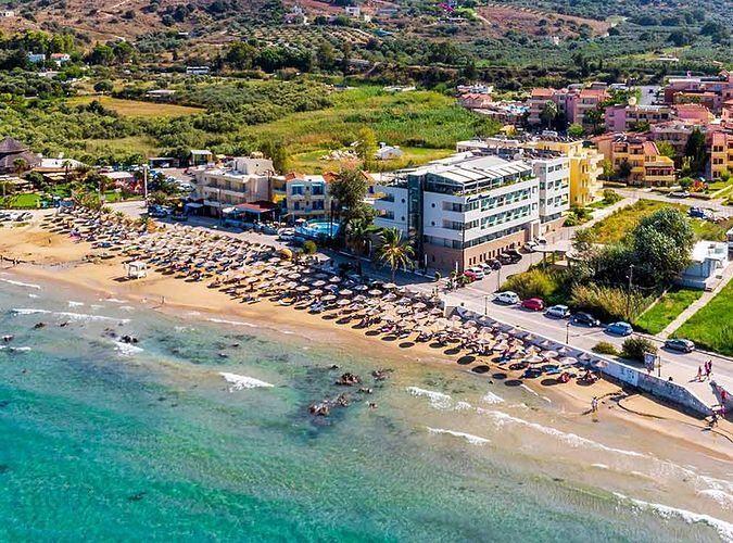 Summer Beach wczasy Grecja Kreta Chania