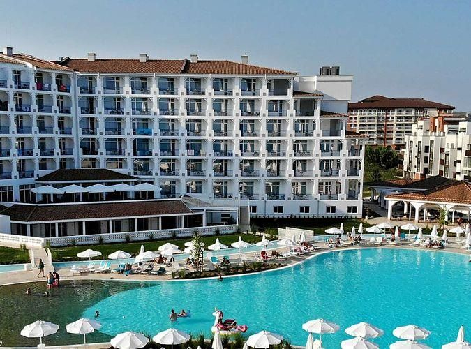 Sunrise Blue Magic Resort wczasy Bułgaria Słoneczny Brzeg Obzor