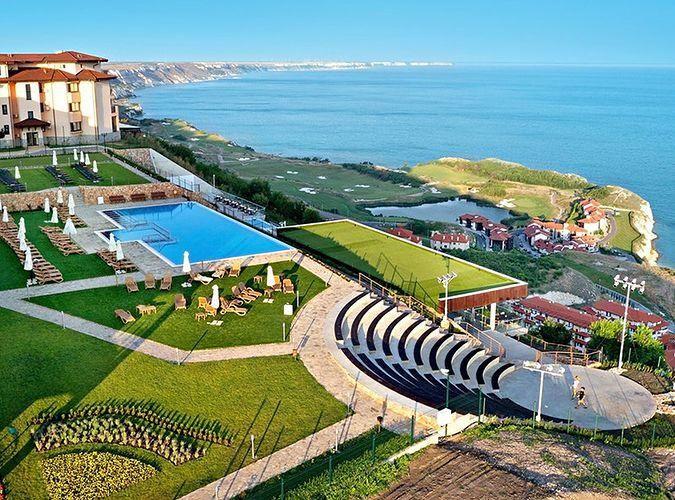 Topola Skies Resort & Aquapark wczasy Bułgaria Złote Piaski Topola