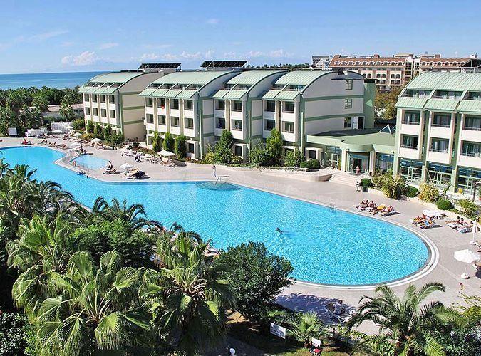 Von Resort Elite wczasy Turcja Side Colakli